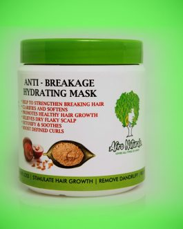 ANTI –BREAKAGE HYDRATING MASK